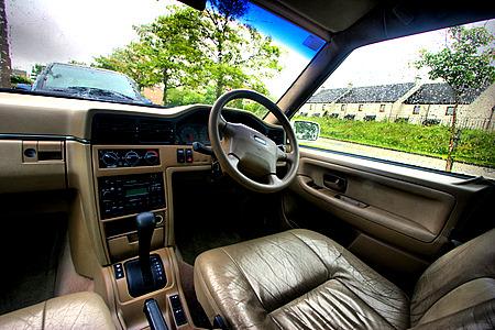 Volvo 960 Interior